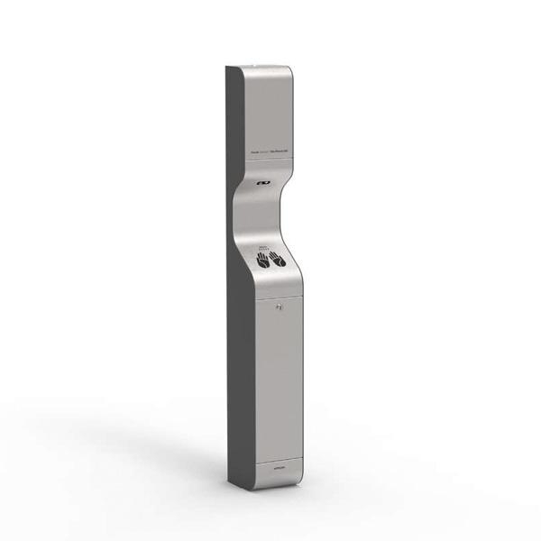 AeroCare Advance automat do bezdotykowej dezynfekcji rąk płynem