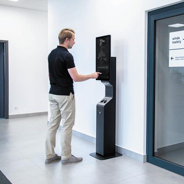 jak poprawnie myć ręce a może dezynfekcja AeroCare Advance