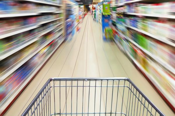dozowniki do dezynfekcji w sklepach